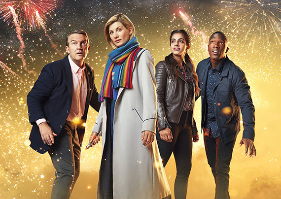 Happy New Year 2019 Doctor Who Tv