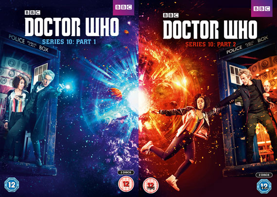 series 10 part 1 amp 2 dvd bluray � doctor who tv