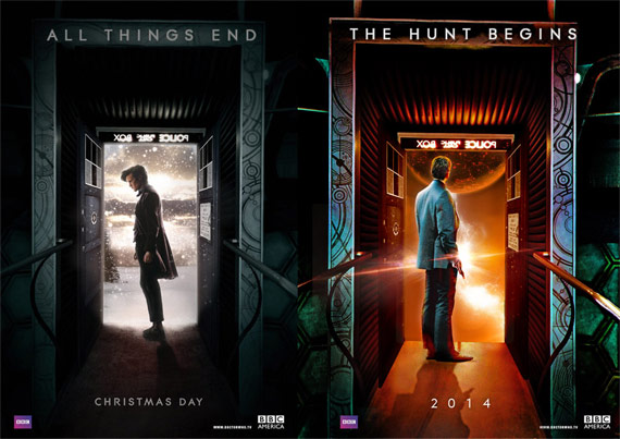 doctor-who-xmas-2013-fan-posters