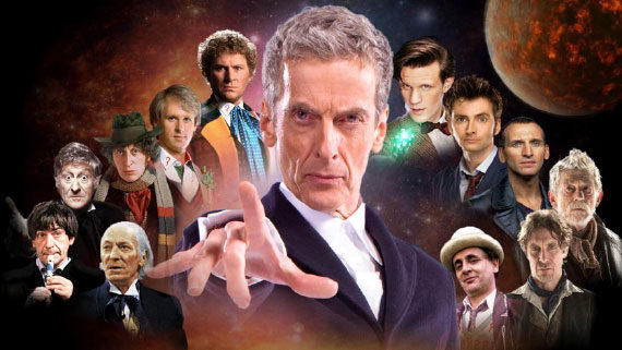 9. Endless Reasons to Become a Doctor Who Fan