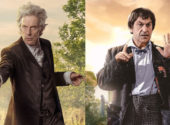 Doctor Face-Off #22: Peter Capaldi vs Patrick Troughton