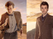 Doctor Face-Off #25: Matt Smith vs David Tennant