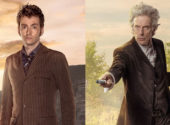 Doctor Face-Off #23: David Tennant vs Peter Capaldi
