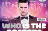 DWM #460: Who is the Doctor?