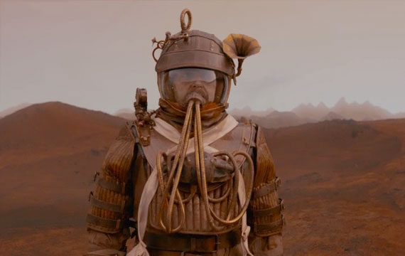 Image result for doctor who empress of mars suit