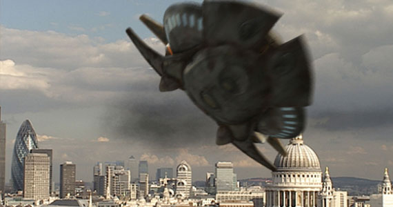 Aliens of London/World War 3