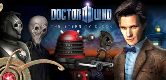 скачать игру Doctor Who The Eternity Clock на русском - фото 2