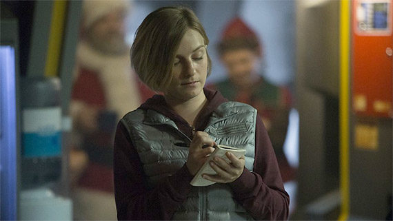 Doctor Who Last Christmas.Why Shona Mccullough Should Not Return Doctor Who Tv