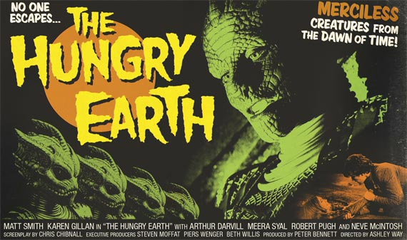 hungry-earth-retro-poster