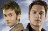 Barrowman wants Who film with Tennant
