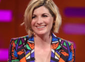 Jodie Whittaker on The Graham Norton Show Tonight