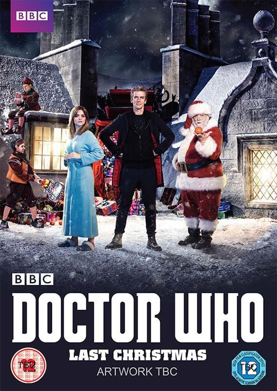 Last Christmas Dvd Cover: Last Christmas DVD / Blu-Ray