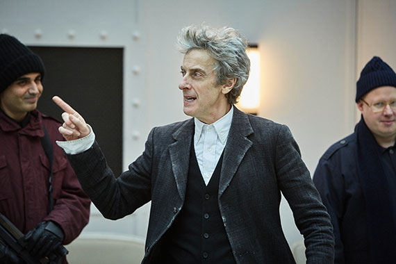 Series 10 The Lie Of The Land Promo Pics Doctor Who Tv