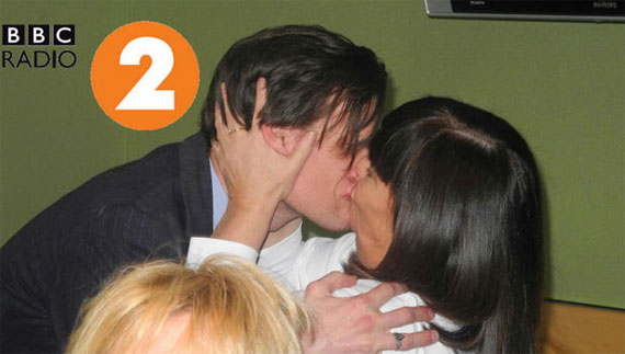 matt-smith-dawn-french-kiss-2013