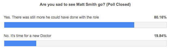 matt-smith-leaving-poll