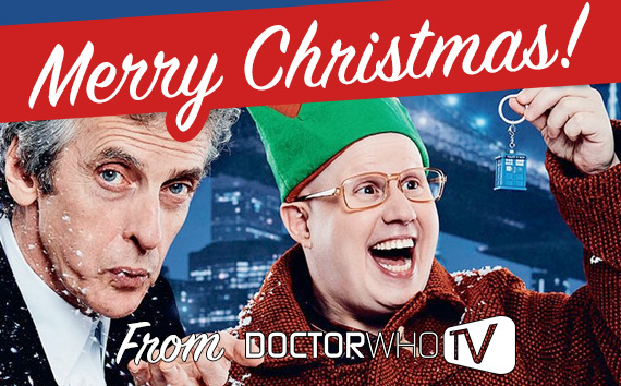 Merry Christmas! | Doctor Who TV