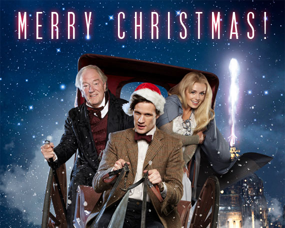 A Christmas Message | Doctor Who TV