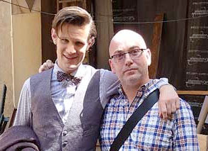 neil-cross-matt-smith-2012