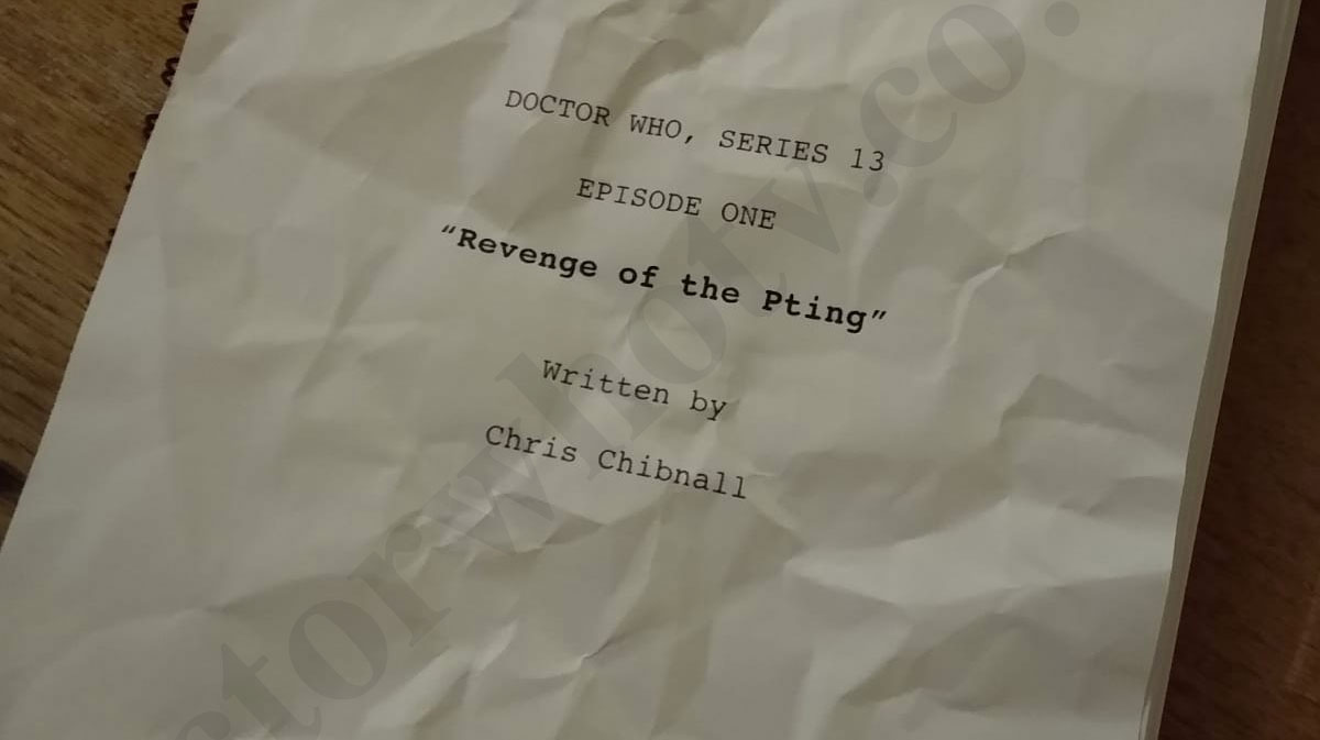 Series 13 Episode Titles Leaked Spoilers Doctor Who Tv