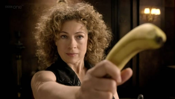Doctor Who: who is River Song? | Den of Geek