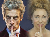 Capaldi Teases River Romance, Series 10