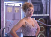 Moffat Talks River Song's Kick Ass Christmas Return