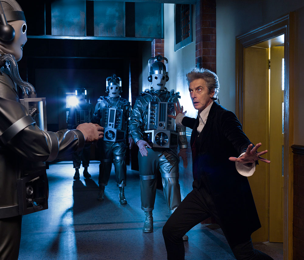 A history of Doctor Who's Cybermen in pictures