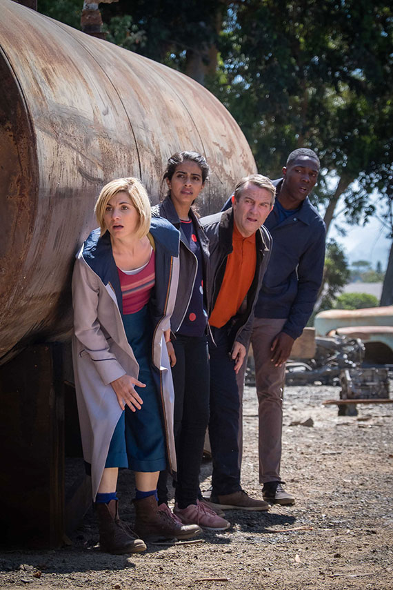 Series 11 Episode 3 Quot Rosa Quot Gallery Doctor Who Tv