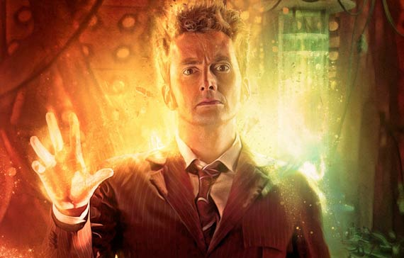 Dr Who Christmas Special 2019.Relive The End Of The Tennant Era With Specials Blu Ray