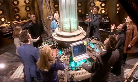 How About… A Full-Time TARDIS Crew? – Doctor Who TV