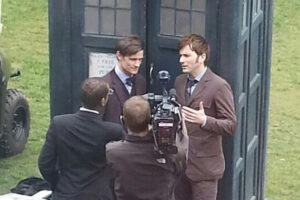 tennant-and-smith-50th-anniversary-filming-close