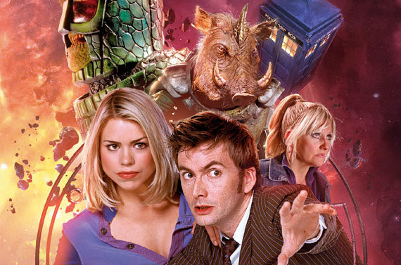Dr Who: Billie Piper and David Tennant to reunite once again