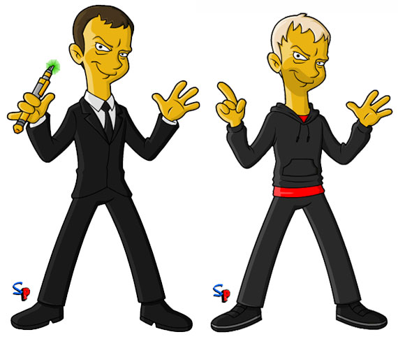 the-master-simpsons-style