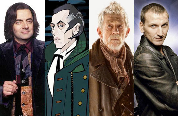 The Curious Case Of The 9th Doctor Doctor Who Tv