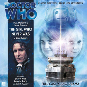 the_girl_who_never_was_bigfinish_cover