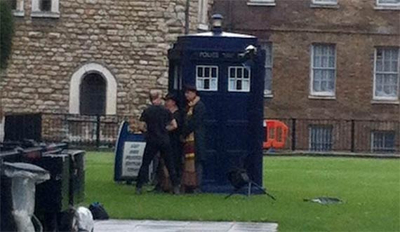 tom-baker-filming-2013