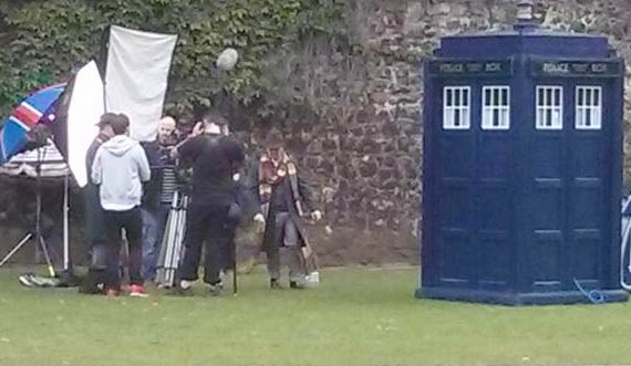 tom-baker-filming-2013b