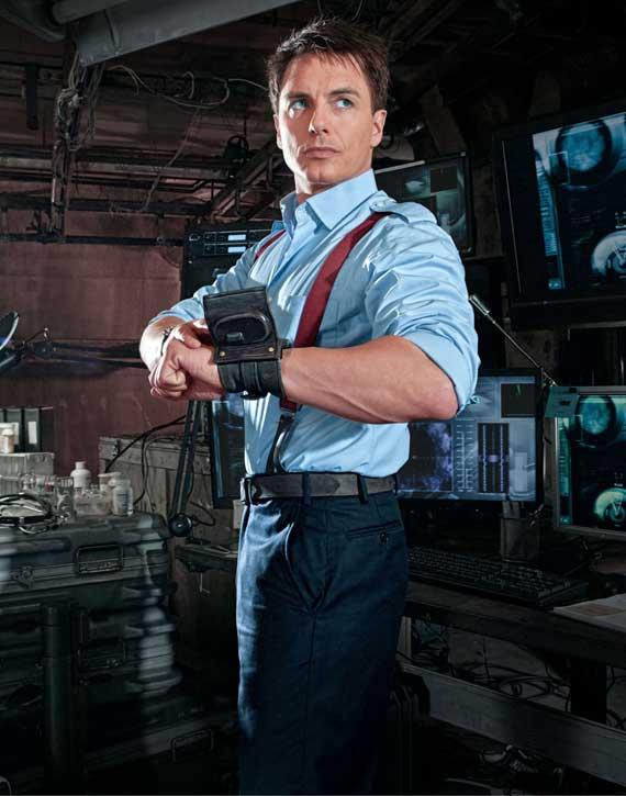 Captain Jack Harkness Vortex Manipulator