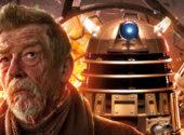 John Hurt Returns as the War Doctor for Audio Adventures