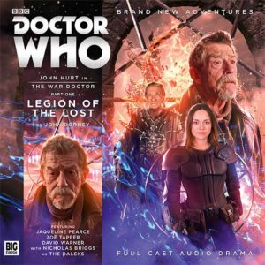 war-doctor-big-finish-legion-of-the-lost